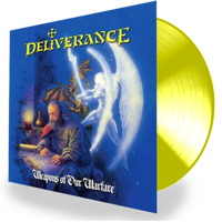 deliverance weapons lp speed/thrash metal classic for Metallica fans