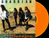 Guardian Fire And Love on both orange and black vinyl!