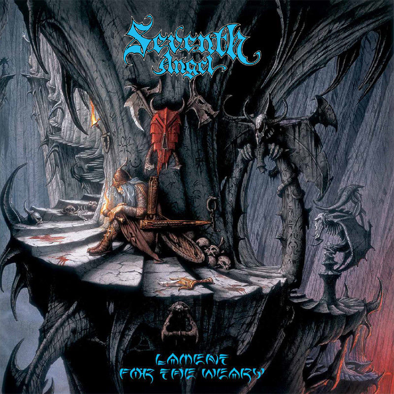 seventh angel lament for the weary - heavy thrash/doom